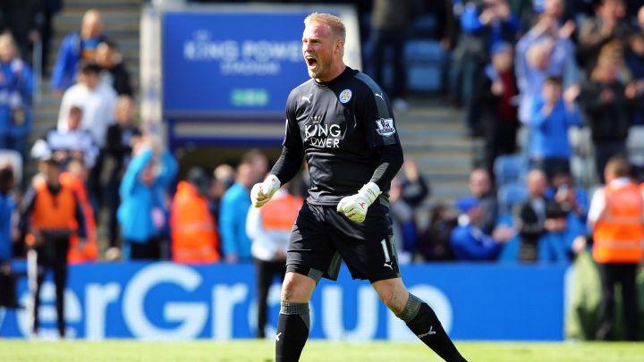 Kasper Schmeichel ostaje u Leicesteru