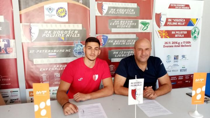Adi Pašalić potpisao za RK Vogošća