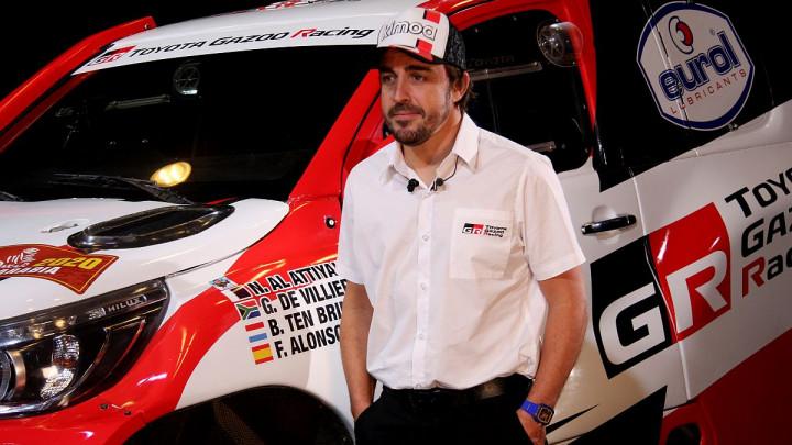 Alonso najavio povratak u Formulu 1