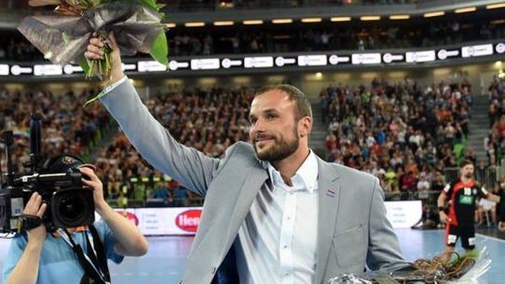 Legendarni rukometaš se oprostio od reprezentacije Slovenije