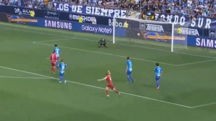 Golman Malage primio nestvaran gol, Deportivo u borbi za La Ligu