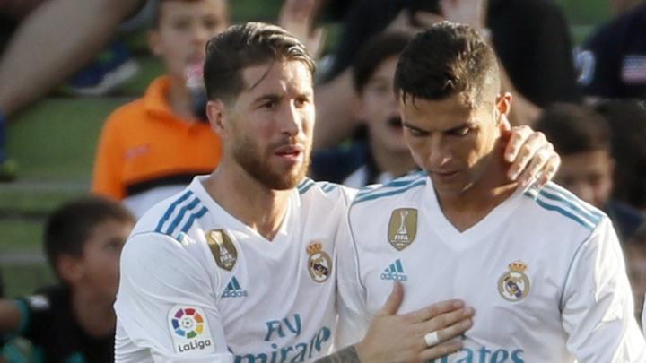 Ramos: Ronado odlazi? Ne znam