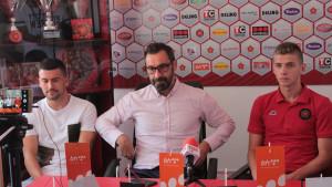 Nalić: Skautirao sam Čelik, ali nisam siguran da im je to pravi identitet
