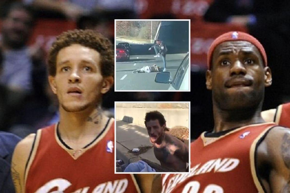 Bivši NBA košarkaš brutalno pretučen na autoputu: Sve prokockao i postao beskućnik