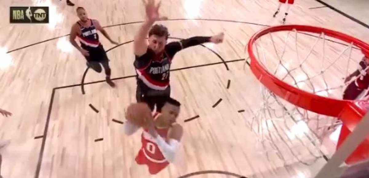 Nije čudo što ga Jusuf Nurkić ne voli: Westbrook je ponovo bespotrebno brbljao