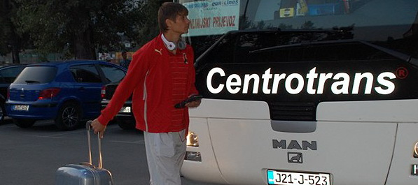 Bjelorusi stigli u Zenicu