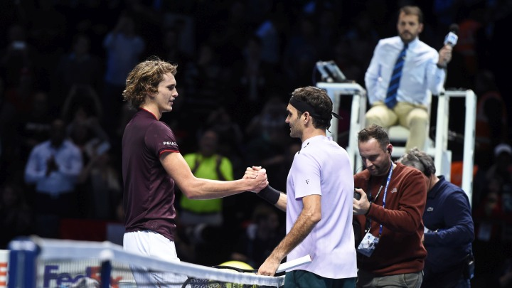 Federer hvalio Zvereva nakon meča