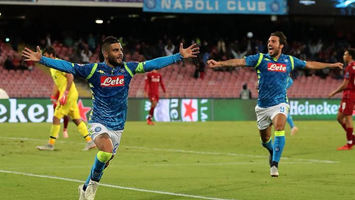 Lorenzo Insigne: Napoli ima prednost u borbi za Scudetto