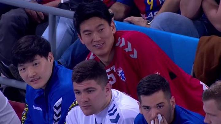 Po prvi put u rukometnoj Ligi prvaka zaigrao je Kinez i odmah se proslavio