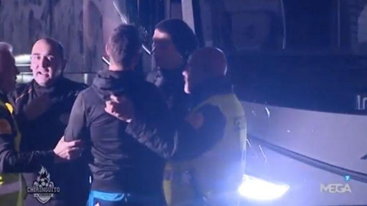 Ronaldo spasio navijača ispred stadiona Reala