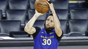 Curry želi nastupiti na Olimpijskim igrama
