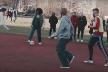 Zvijezde Bayerna pod maskama izazvale lokalce na meč