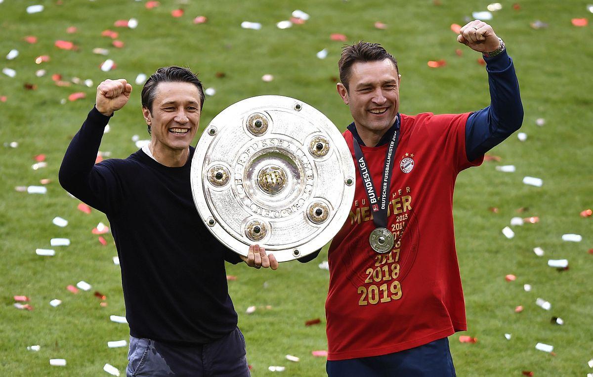 Oproštaj braće Kovač od uposlenika Bayerna: Ne želimo vas ometati...