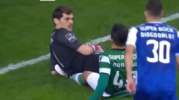 Forma je prolazna, klasa je vječna: Nevjerovatna odbrana Casillasa