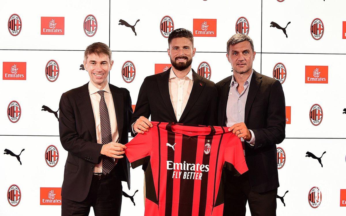 Olivier Giroud potpisao za Milan i već izabrao broj na dresu