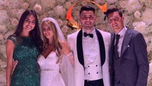 Oženio se Sead Kolašinac, svadbu uveličao popularni folk pjevač