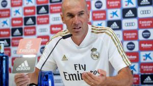 Zidane: Jedva čekam 2. septembar da me više ne pitate za Neymara
