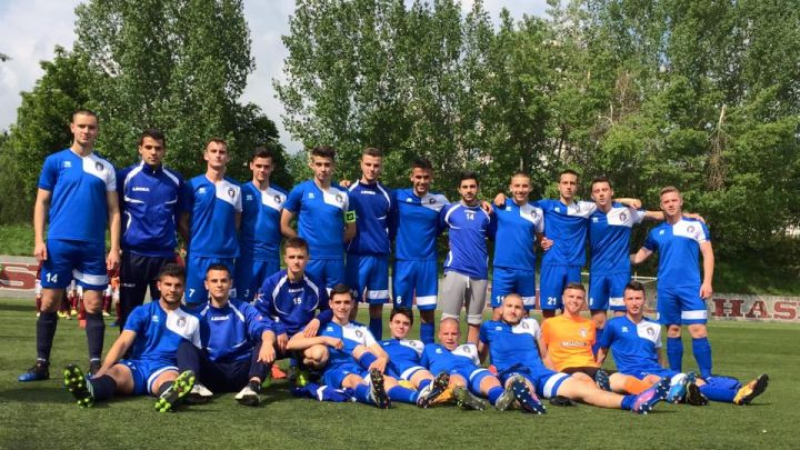 Bosna Union protiv Travnika, Zrinjski u Livnu