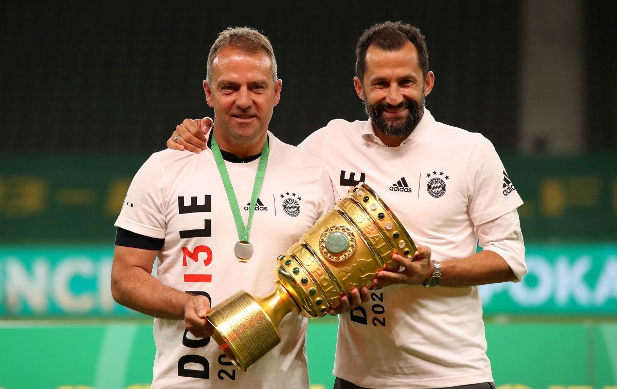 Ko ostaje u klubu? U Bayernu su već izabrali između Salihamidžića i Flicka
