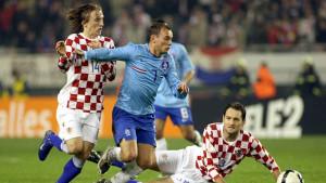 "Sneijder dirnut Modrićevom gestom: ""Ponizan si i velik..."""