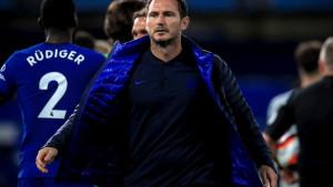 Lampard je uz Mourinhov trik doveo Wernera
