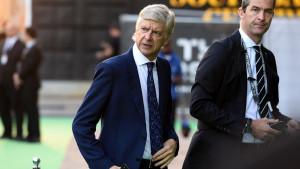 Srbija zvala Wengera za selektora