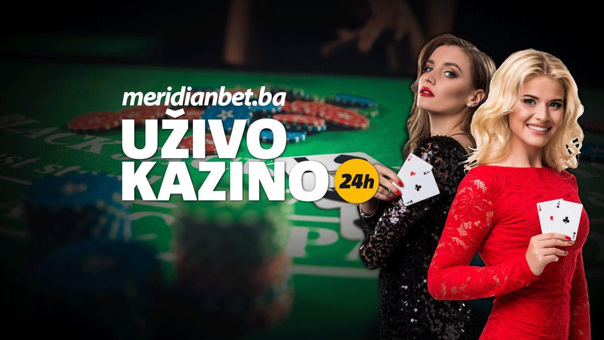 Izaberite ličnog krupijea i uživajte u ambijentu pravog kazina