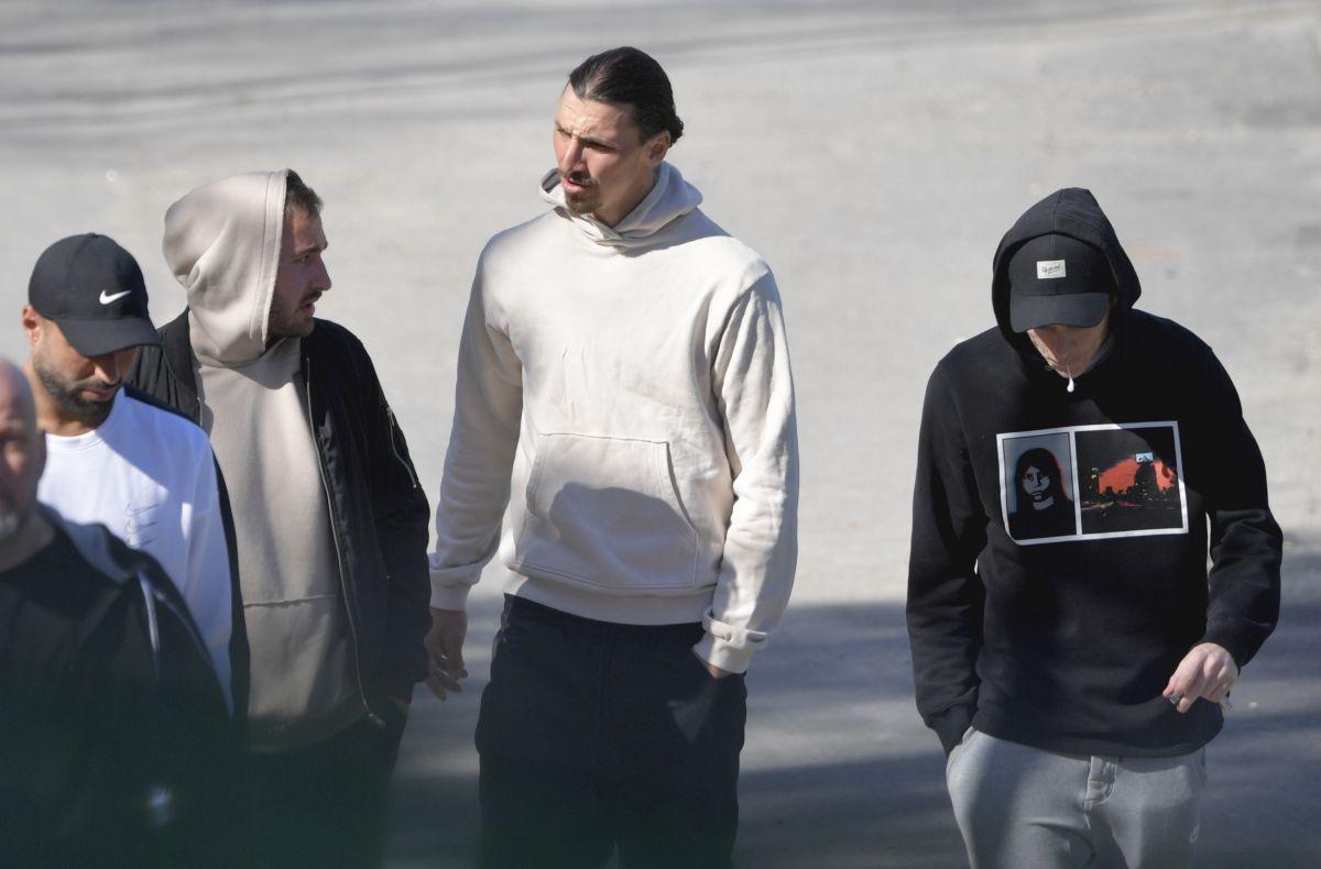 """Šta znači imati Ibrahimovića za cimera? """"Izbio požar, a tjera me da mu nosim torbu"""""""