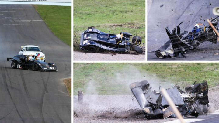 Nezapamćena nesreća u auto-moto svijetu