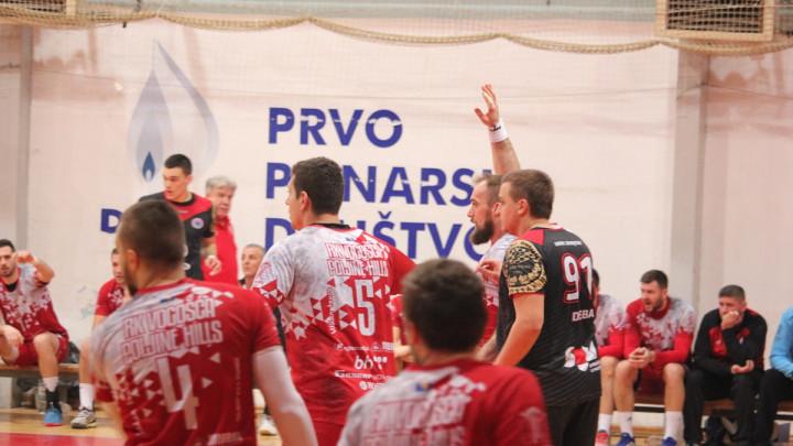 HMRK Zrinjski u odličnoj utakmici nadigrao RK Vogošća Poljine Hills