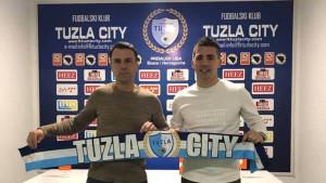 Nemanja Zlatković potpisao za FK Tuzla City