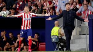Atletico Madrid donio jako važnu odluku za zimski prelazni rok