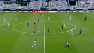 Celta izjednačila protiv Barce: Umtiti ne zna gdje je krenuo, Pique kao amater