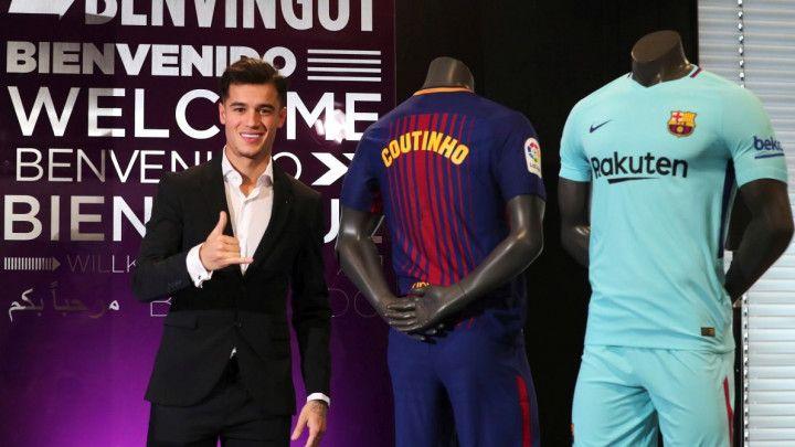 Ništa od broja 14: Coutinho zadužio broj u Barceloni!
