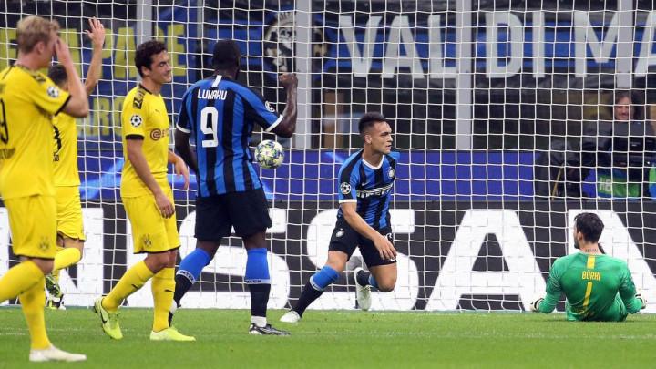 Navijači Intera vjeruju u pobjedu u Dortmundu, ali kladionice ne dijele baš isto mišljenje