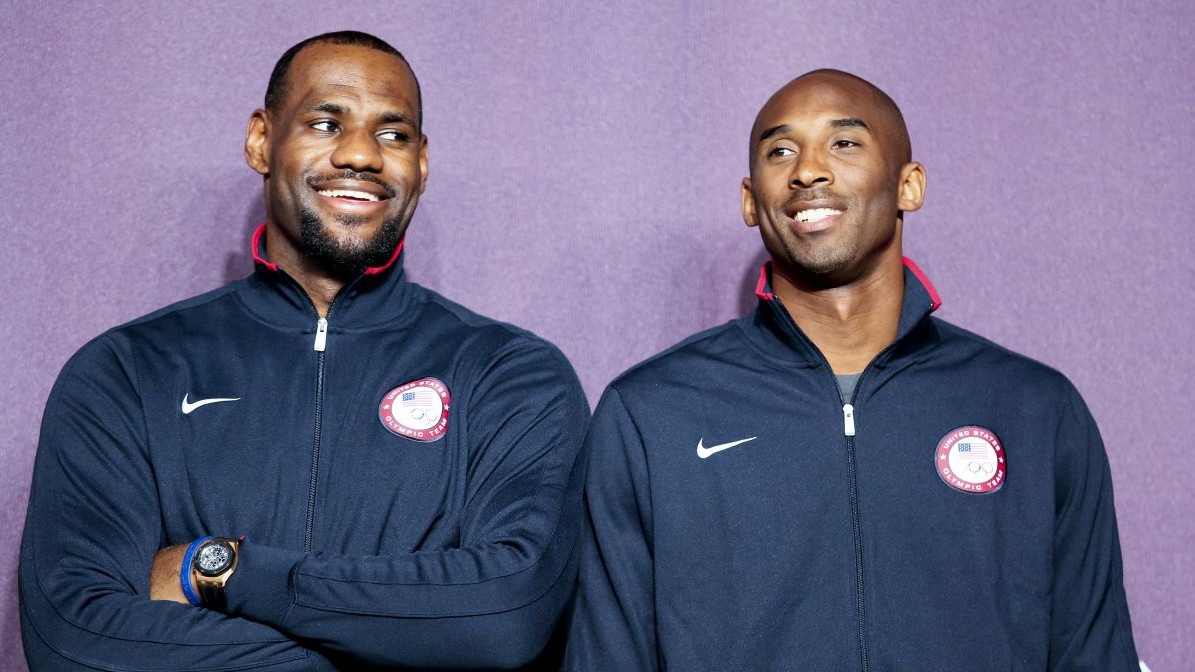 Kobe poželio dobrodošlicu LeBronu: Sada si dio porodice!