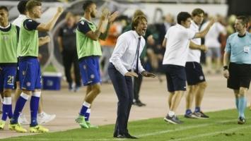 Burno na Poljudu: Carrillo više nije trener Hajduka