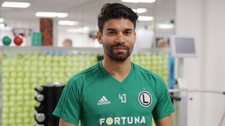 Ne vraća se u HNL: Da Silva potpisao za Legiju