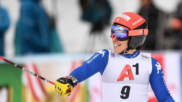 Federica Brignone slavila drugu pobjedu ove sezone