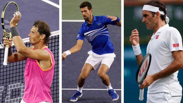 Zbog čega su se posvađali Nadal, Federer i Đoković?