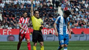 Utakmica Girona - Espanyol ostala u sjeni zbog fotografije koja je pronađena na tribinama