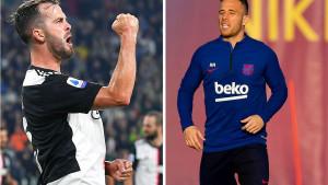 Navijači Barcelone iznenađeni kada su vidjeli koliko je Pjanić propustio mečeva u zadnjih 10 godina