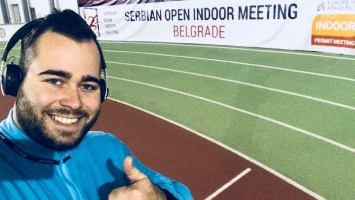 Mesud Pezer danas nastupa na Svjetskom dvoranskom prvenstvu