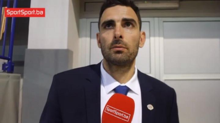 """Opačak: Treća utakmica će biti """" na nož"""", mislim da imamo snage da slavimo u Skenderiji"""