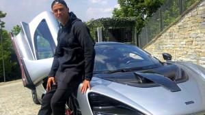 Boja Bugattija kojeg je Ronaldo platio devet miliona eura otkriva gdje će on igrati naredne sezone?