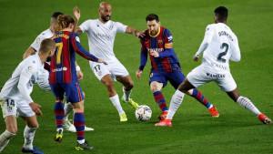 Barcelona spremila ponudu za Lionela Messija