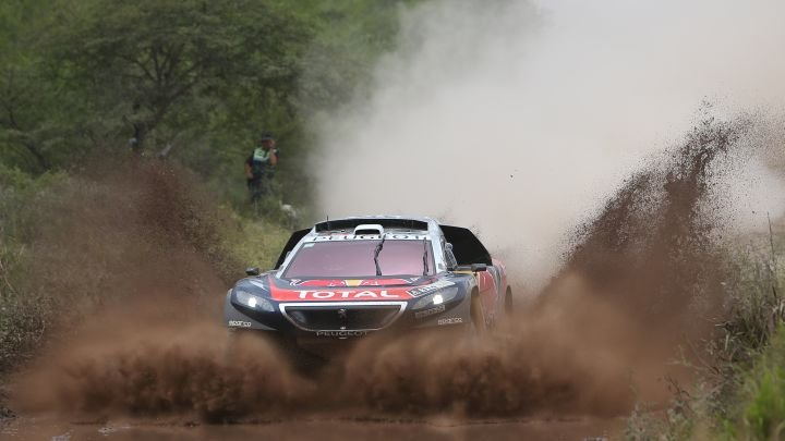 Loebu i treća etapa relija Dakar