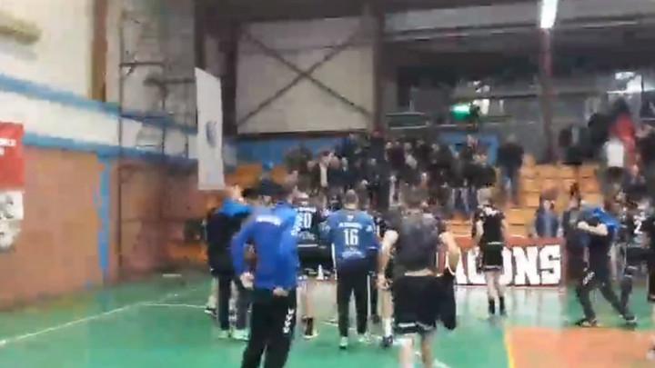 RK Gradačac i Red Dragonsi proslavili pobjedu protiv Čelika