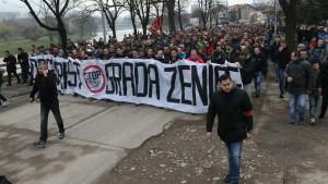 Večeras masovni protesti navijača Čelika zbog odnosa Fuada Kasumovića prema simbolu Zenice