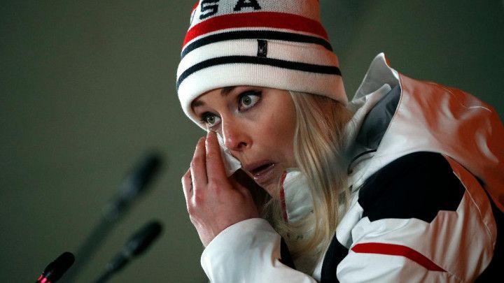 Vonn: Nedostajat će mi olimpijske igre